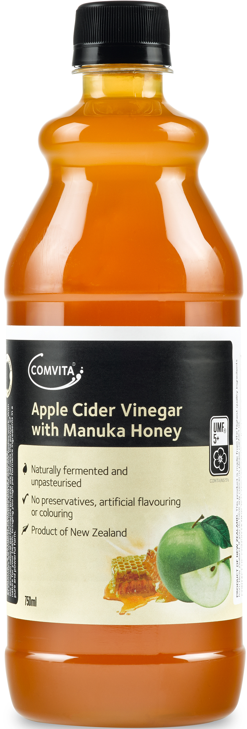 Comvita Manuka Honey & Apple Cider Vinegar 750 ml