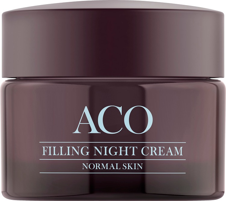 ACO Face Anti-age 40+ filling night cream for normal skin 50 ml