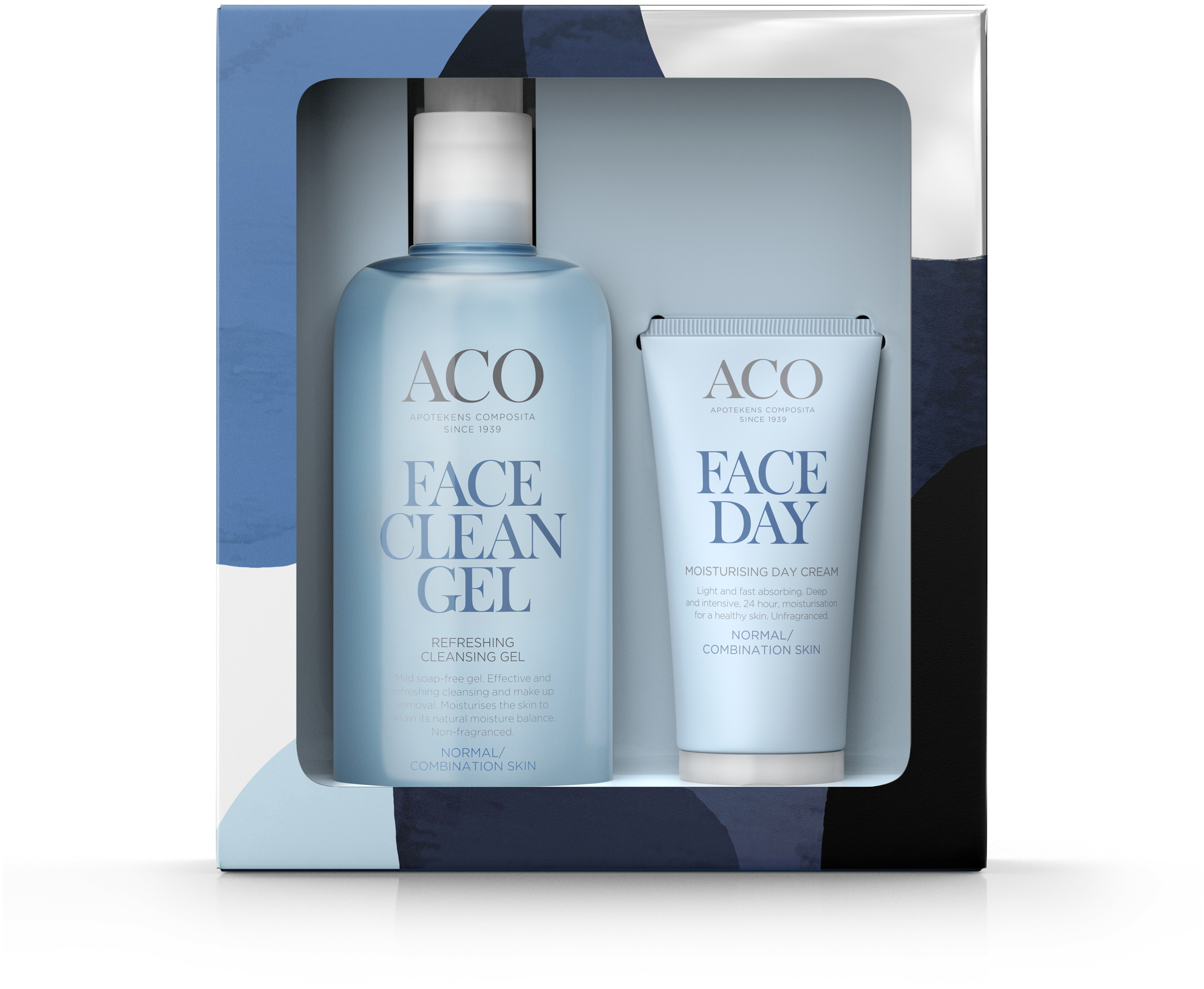 ACO Face Daily Care Gift Pack 250 ml