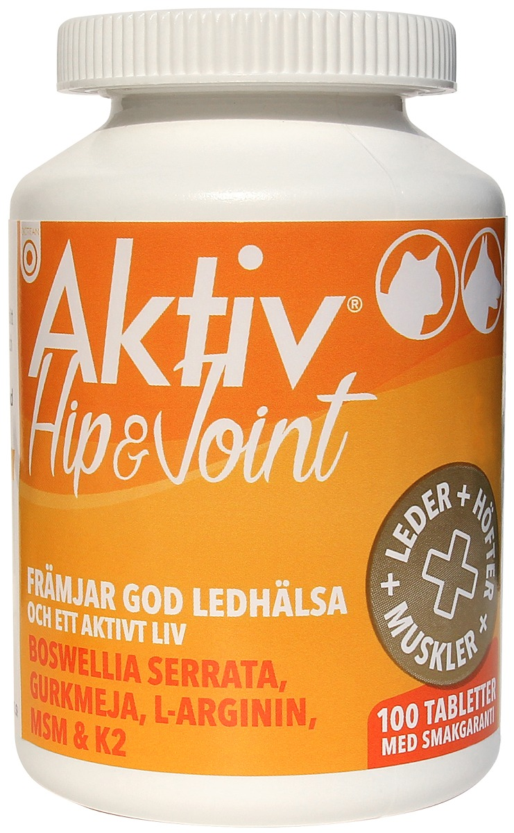 Aktiv Hip & Joint 100 st
