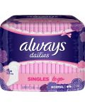 Always Dailies single 20 st