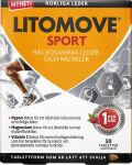 Litomove Sport tabletter 30 st
