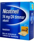 Nicotinell Plåster 14 mg 21 st