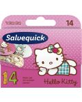 Salvequick Plåster med Hello Kitty 14 st