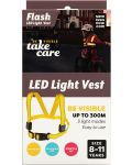 Save Lives Now Reflexväst Protector LED Barn