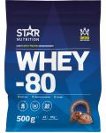 Star Nutrition Whey-80 Double Rich Chocolate 500 g