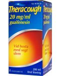 Theracough Oral lösning 20 mg/ml 200ml