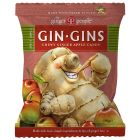 Gin Gins Spicy Apple Chewy Ginger Candy 150 g