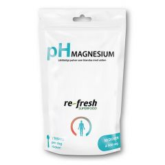 Re Fresh Superfood pH-Pulver Magnesium 100g