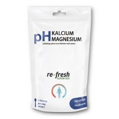 Re Fresh Superfood pH-Pulver Kalcium + Magnesium 300g