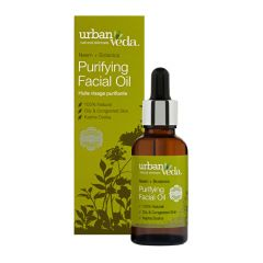 Urban Veda Purifying Facial Oil 30 ml