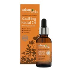 Urban Veda Soothing Facial Oil 30 ml