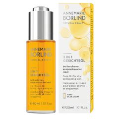Börlind 3-in-1 Facial Oil 30 ml