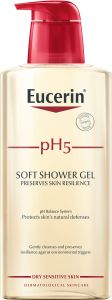 Eucerin Soft Shower Gel 400 ml