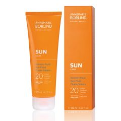 Börlind Sun Fluid Spf 20 125 ml