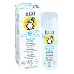Eco Cosmetics Baby Solkräm 50+ 50 ml