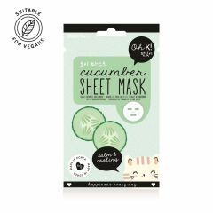 Oh K! Sheet Mask - Cucumber 20 ml