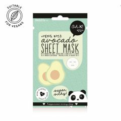 Oh K! Sheet Mask - Avocado 20 ml