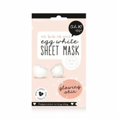 Oh K! Sheet Mask - Egg White