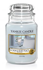 Yankee Candle Doftljus A Calm & Quiet Place Large