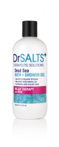 Dr Salts Relax Therapy Rose Bath & Shower Gel 350 ml