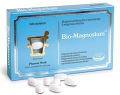 Pharma Nord Bio-Magnesium 200 mg 150 tabletter