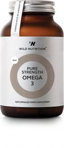 Wild Nutrition Pure Strength Omega3 - 60 st