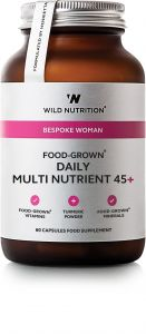 Wild Nutrition Daily Multi Nutrient 45+ 60 st