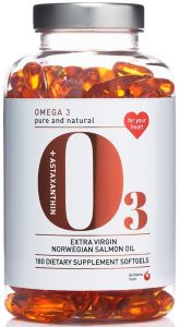 BioSalma Omega 3 pure & natural 180 st