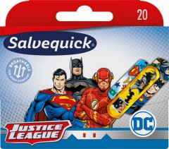 Salvequick Justice League 20 st