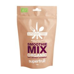 Superfruit Foods Smoothie Mix Berries Organic 100 g