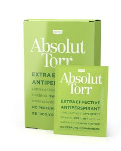 Dermix Absolut torr wipe 10 st