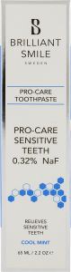 Brilliant Smile Pro-Care Sensitive Teeth 65 ml