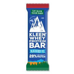 Kleen Whey Protein Bar Blueberry Pie 60g