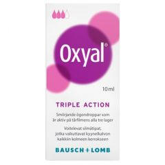 Oxyal TripleAction 1 st