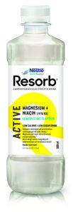 Resorb Active Lemon Lime 500 ml