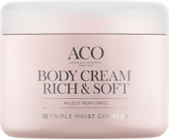 ACO Body cream rich & soft 200 ml