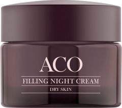 ACO Face Anti-age 40+ filling night cream for dry skin 50 ml