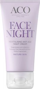 ACO Face Anti-age revitalising night cream 50 ml