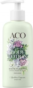 ACO Limited edition bodylotion white flower 200 ml