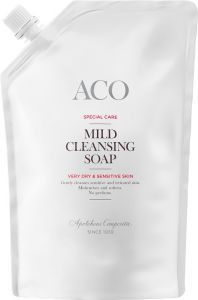 ACO Special Care mild cleansing soap refill 600 ml