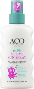 ACO Sun kids pump spray spf 30 175 ml