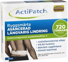 ActiPatch Rygg