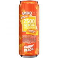 Aminopro BCAA drink candy peach 330 ml