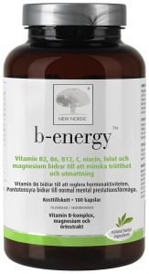 New Nordic B-energy 180 st