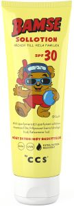 Bamse by CSS Sollotion Spf 30 250 ml
