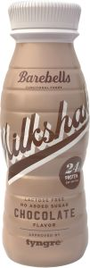Barebells Protein milkshake chocolate 330 ml