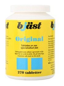 Bjäst Original Tabletter 270 st