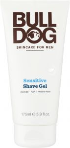 Bulldog Sensitive Shave Gel 175 ml