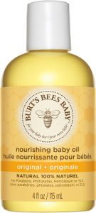 Burt's Bees Baby Nourishing Oil 118 ml